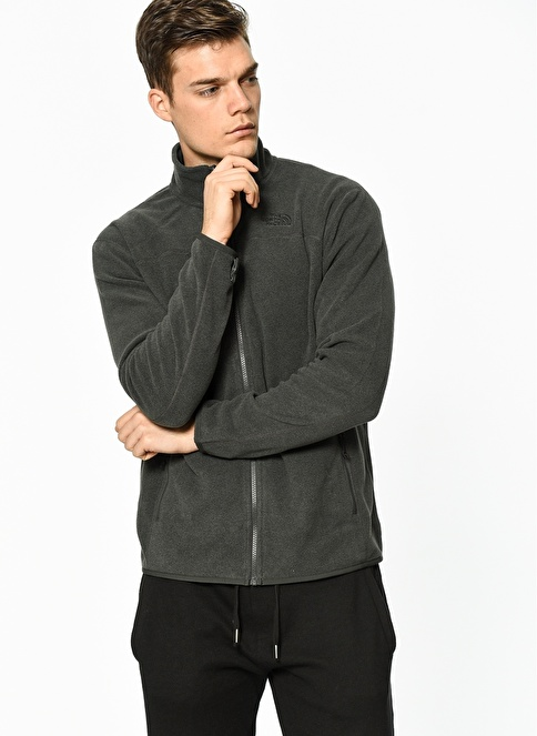 The North Face Sweatshirt Antrasit